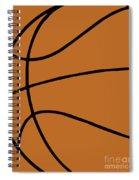 Rugby Ball Spiral Notebook