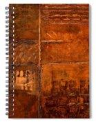 Rugged Cross Spiral Notebook
