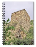 Ruins Of Durnstein Spiral Notebook