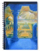 Ruins Of Lankapura Spiral Notebook