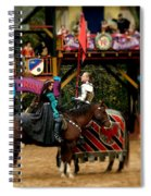 Rules Of Engagement Spiral Notebook