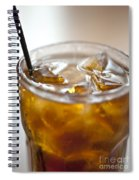 Rum And Coke Spiral Notebook