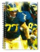 Rumble Spiral Notebook