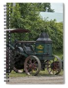 Rumely Mom And Son Spiral Notebook