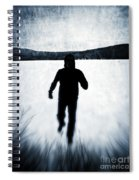 Run  Spiral Notebook
