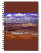 Run Off Spiral Notebook