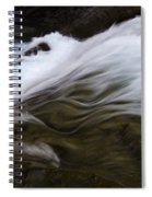 Run River Run 1 Spiral Notebook