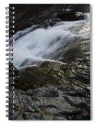 Run River Run 2 Spiral Notebook