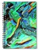 Runners Spiral Notebook