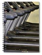 Runners High Spiral Notebook