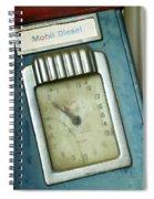 Running Low Spiral Notebook