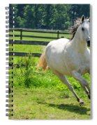 Running Wild Spiral Notebook