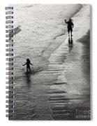 Running Wild Running Free Spiral Notebook