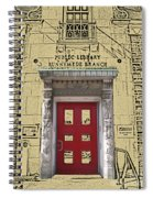 Runnymede Library Spiral Notebook