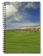 Rural Beauty At Andalusia Spiral Notebook