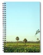 Rural Cambodia Spiral Notebook