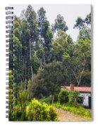 Rural House Spiral Notebook