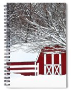 Rural Living Spiral Notebook