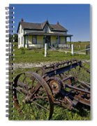 Rural Ontario Spiral Notebook