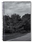 Rural Road 52 Spiral Notebook