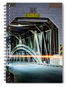 Rural Rush Hour Spiral Notebook