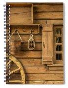 Rural Wertern Spiral Notebook