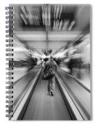 Rush Spiral Notebook