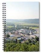 Rushford Minnesota Spiral Notebook