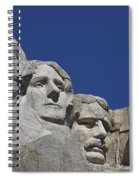 Rushmore Spiral Notebook