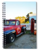Russel Farms 1951 Ford F100 Spiral Notebook