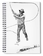 Russell Bull Whacker Spiral Notebook