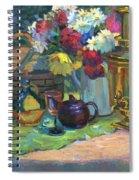 Russian Picnic Still Life Spiral Notebook