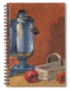 Russian Style Spiral Notebook