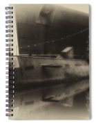 Russian Submarine Heirloom 01 Spiral Notebook
