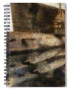 Russian Submarine Photo Art Spiral Notebook