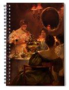 Russian Tea Spiral Notebook