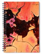 Rust And Paint - 519 Spiral Notebook