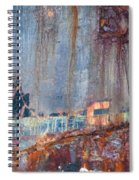 Rustic Hull 2 Spiral Notebook