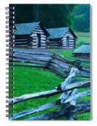 Rustic Life Spiral Notebook