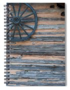 Rustic Ornamentation - Yates Mill Pond Spiral Notebook