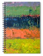 Rustic Roadside Series - Pond Spiral Notebook