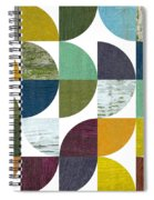 Rustic Rounds 2.0 Spiral Notebook