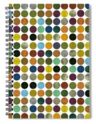 Rustic Rounds 225 Spiral Notebook