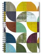 Rustic Rounds 3.0 Spiral Notebook