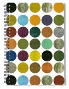 Rustic Rounds 75 Number Two Spiral Notebook