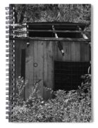 Rustic Shed 2 Spiral Notebook
