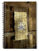 Rustic Teahouse Spiral Notebook
