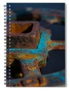 Rusty 1 Spiral Notebook