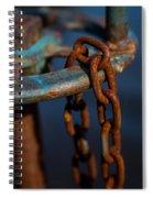 Rusty 2 Spiral Notebook