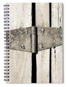 Rusty Hinge 2 Spiral Notebook